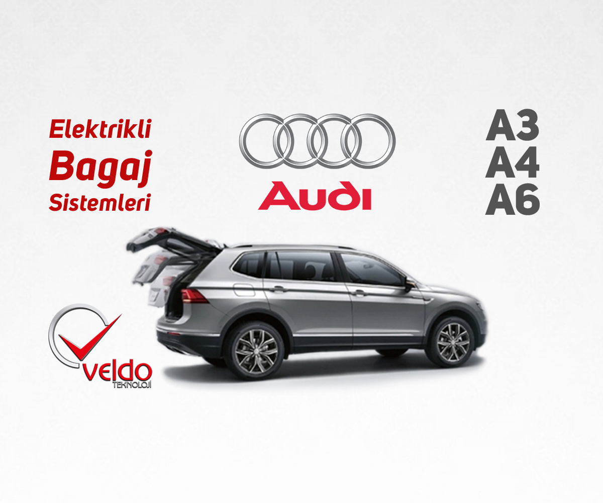 AUDI AUTOMATIC TAILGATE SYTEMS