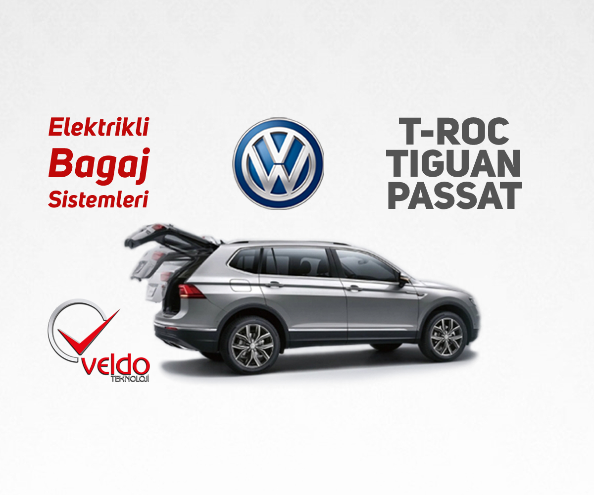VolksWagen AUTOMATIC TAILGATE SYTEMS